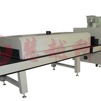 铝合金丝印uv光固机_HY-K08硬度提高