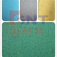 固耐特GPU聚氨酯彩砂艺术地坪