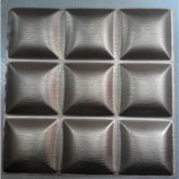 世禾皮雕三维板背景墙|软包背景墙生产厂家