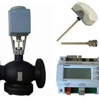 供應西門子溫控閥廠家價格 電動調節閥型號