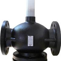 供應電動鑄鋼閥西門子混裝溫控閥閥體
