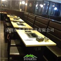 供应韩式无烟涮烤一体桌 多多乐专业定做