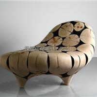 供应实木雕塑摆件创意实木雕塑工艺品家具