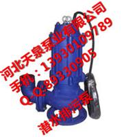 80WQ43-13-3无堵塞潜水排污泵