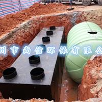 广东/东莞/惠州一体化污水处理设备报价