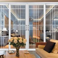 广西白色市高档铝合金门窗品牌招商