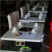 厂家定制多多乐家具 酒店餐桌椅大理石餐桌
