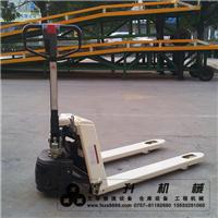 供应仓库简易式电动搬运车,小型液压叉车