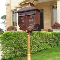 供应欧式信报箱 雅安不锈钢信报箱价格