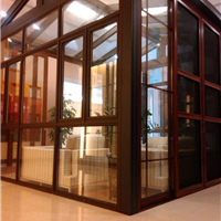 广东佛山南海区优质铝合金门窗品牌订制