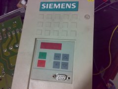 SIEMENS西门子销售变频器与故障分析