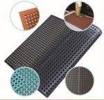 供应带孔橡胶垫、防滑带孔橡胶垫GM0406