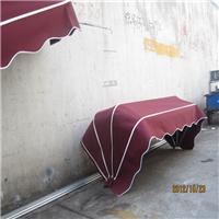 雨棚雨棚法式蓬固定蓬梯形蓬户外装饰雨棚