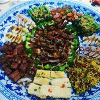 供应火锅海鲜大瓷盘 海鲜大瓷盘