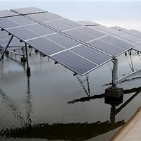 渔光互补光伏发电系统