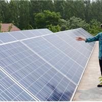 居民家庭分布式屋顶光伏发电并网系统