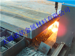重庆中厚板零割富阳临安宝钢一级代理商