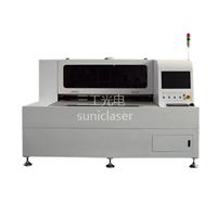 SLGP-65L导光板激光打点机 PC板材激光打点