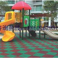 供应幼儿园室外塑胶地板,广场橡胶地垫