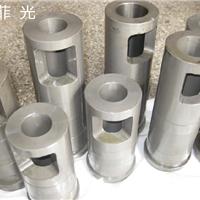 供应超耐用料壶 镁合金压铸机射料杆厂家