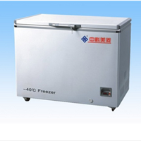 DW-FW110低温冰箱-40℃/低温储存箱美菱110L