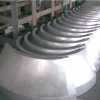 户外装饰造型双曲铝单板 双曲铝单板价格