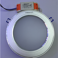 供应LED应急筒灯普通LED筒灯COB筒灯
