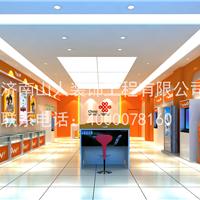 济南数码展柜设计制作,数码专卖店装修施工,手机专柜设计施工