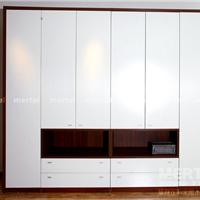 定制卧室家具(禾香板衣柜)