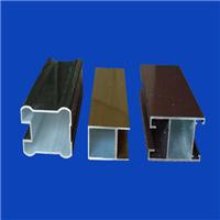 晶钢门橱柜隔断铝型材 铝合金拉手
