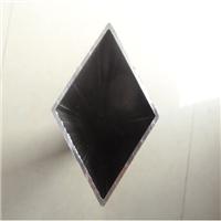 四方管铝型材 方通铝合金氧化着色 喷涂