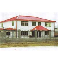 供应彩钢房、活动板房、钢结构、集装箱工程