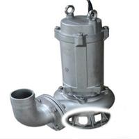WF型全不锈钢污水污物潜水泵(丝口型)