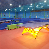 乒乓球馆改造用灯,乒乓球馆改造LED防眩灯