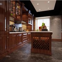 武汉美家优品厨柜出售实木整体橱柜家具