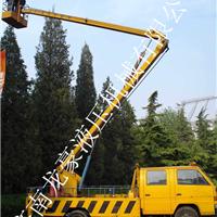 供应济南龙豪齐齐哈尔车载折臂式升降机