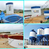 水泥罐制作流程水泥罐质量控制