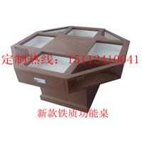 供应电磁炉火锅桌子 大理石火锅桌