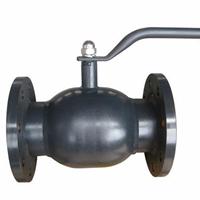 供应Q341F法兰式全焊接球阀