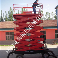 济南龙豪供应沈阳升降机4-18米米升降机