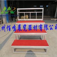 杭州厂家直销铝合金合唱台折叠 学校合唱台