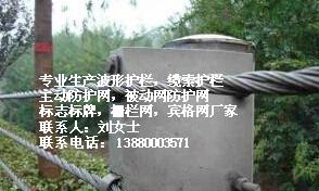 供应四川五索六索缆索护栏专业生产订制厂家