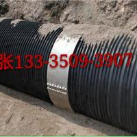 供应重庆塑钢缠绕管管件不锈钢卡箍