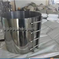 供应陕西河南贵州塑钢缠绕管不锈钢卡箍