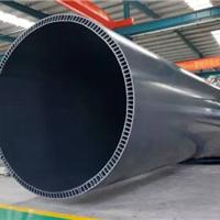 生产PVC中空壁管材厂家