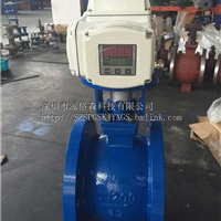 供应电动执行器对夹式电动蝶阀厂家直销价格