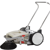 供应手推式扫地机,工地灰尘清理扫地车