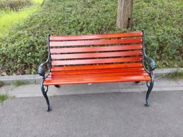 供应成都公园休闲椅厂家销售安装