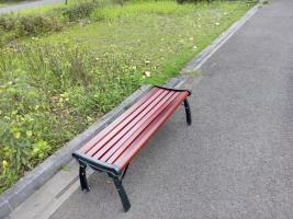 供应成都公园休闲椅厂家批发