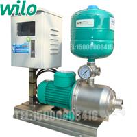 威乐水泵 MHI406变频泵 变频增压泵